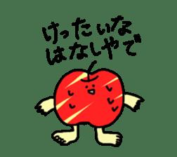 apple man sticker #750669