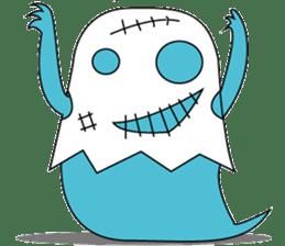 ghost coco sticker #751186