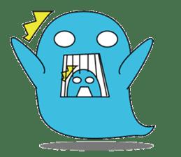 ghost coco sticker #751189