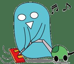ghost coco sticker #751193