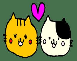 Pretty Nekomaru sticker #752598