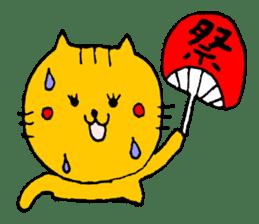 Pretty Nekomaru sticker #752621