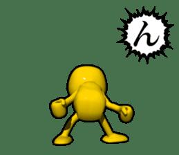 TALK FIGHTER -Japanese Version- sticker #753523