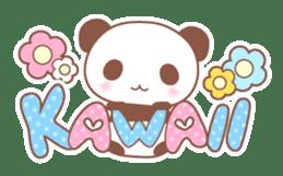 Bear, rabbit, panda, cat sticker #753953