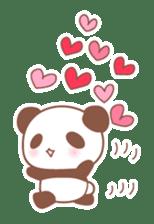 Bear, rabbit, panda, cat sticker #753956