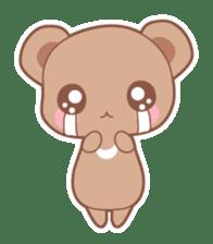 Bear, rabbit, panda, cat sticker #753964