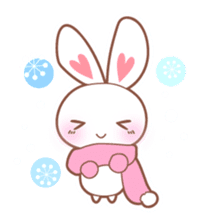 Bear, rabbit, panda, cat sticker #753967
