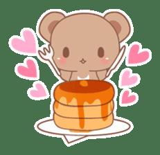 Bear, rabbit, panda, cat sticker #753968