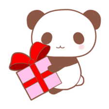 Bear, rabbit, panda, cat sticker #753973