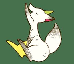 Three animals sticker #756636