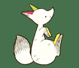 Three animals sticker #756639