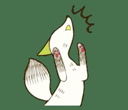 Three animals sticker #756640