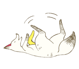Three animals sticker #756646