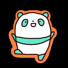 Mint Panda