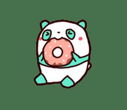 Mint Panda sticker #756909