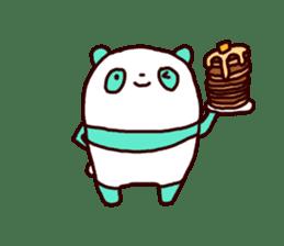 Mint Panda sticker #756914