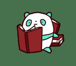 Mint Panda sticker #756926