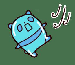 Mint Panda sticker #756937