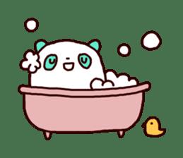 Mint Panda sticker #756938