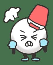SNOWHEAD(English) sticker #756948