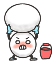 SNOWHEAD(English) sticker #756951