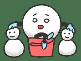 SNOWHEAD(English) sticker #756980