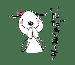 Wonderful Hana! sticker #757556