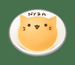Cat's Pancake sticker #757663
