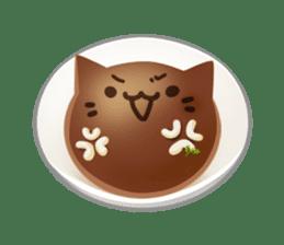 Cat's Pancake sticker #757664