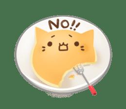 Cat's Pancake sticker #757669