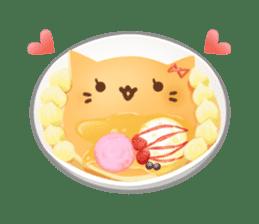 Cat's Pancake sticker #757671