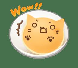 Cat's Pancake sticker #757673