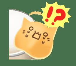 Cat's Pancake sticker #757675