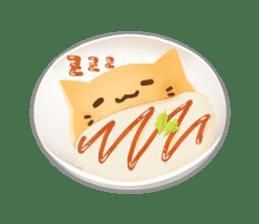 Cat's Pancake sticker #757676