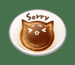 Cat's Pancake sticker #757677