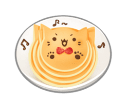 Cat's Pancake sticker #757680