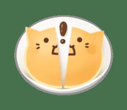 Cat's Pancake sticker #757683