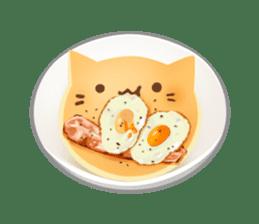 Cat's Pancake sticker #757688