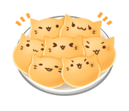 Cat's Pancake sticker #757691