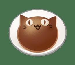 Cat's Pancake sticker #757695