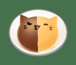 Cat's Pancake sticker #757696