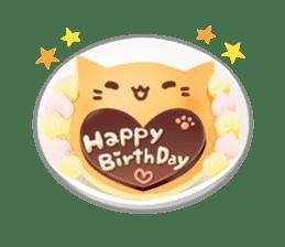 Cat's Pancake sticker #757698