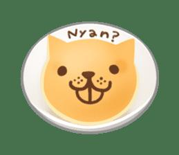 Cat's Pancake sticker #757700