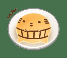 Cat's Pancake sticker #757701