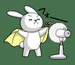 cute rabbits sticker #758091