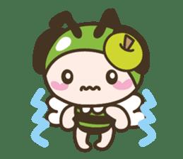 BuzzBuzzBuzz ! BEE & FRUiT sticker #758708