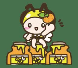 BuzzBuzzBuzz ! BEE & FRUiT sticker #758723