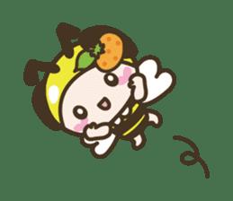 BuzzBuzzBuzz ! BEE & FRUiT sticker #758727