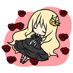 Gosick Lolita Girls