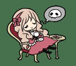 Gosick Lolita Girls sticker #759111